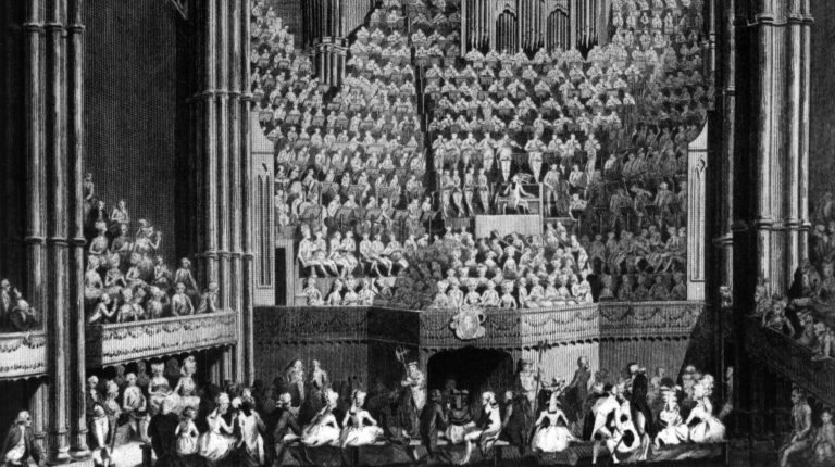 Westminster Abbey performance